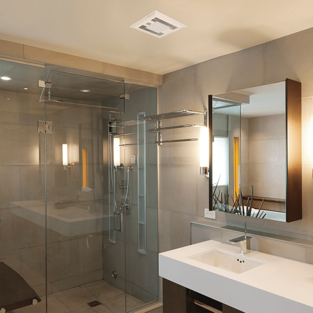 Introducing panasonic bathroom fans - Panasonic bathroom ventilation fans ...