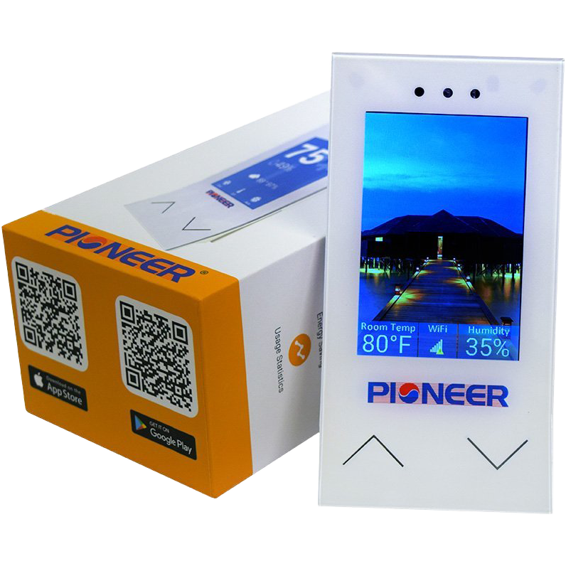 Pioneer Smart Controller for Air Conditioners and Heat Pumps BE101WA pi7623