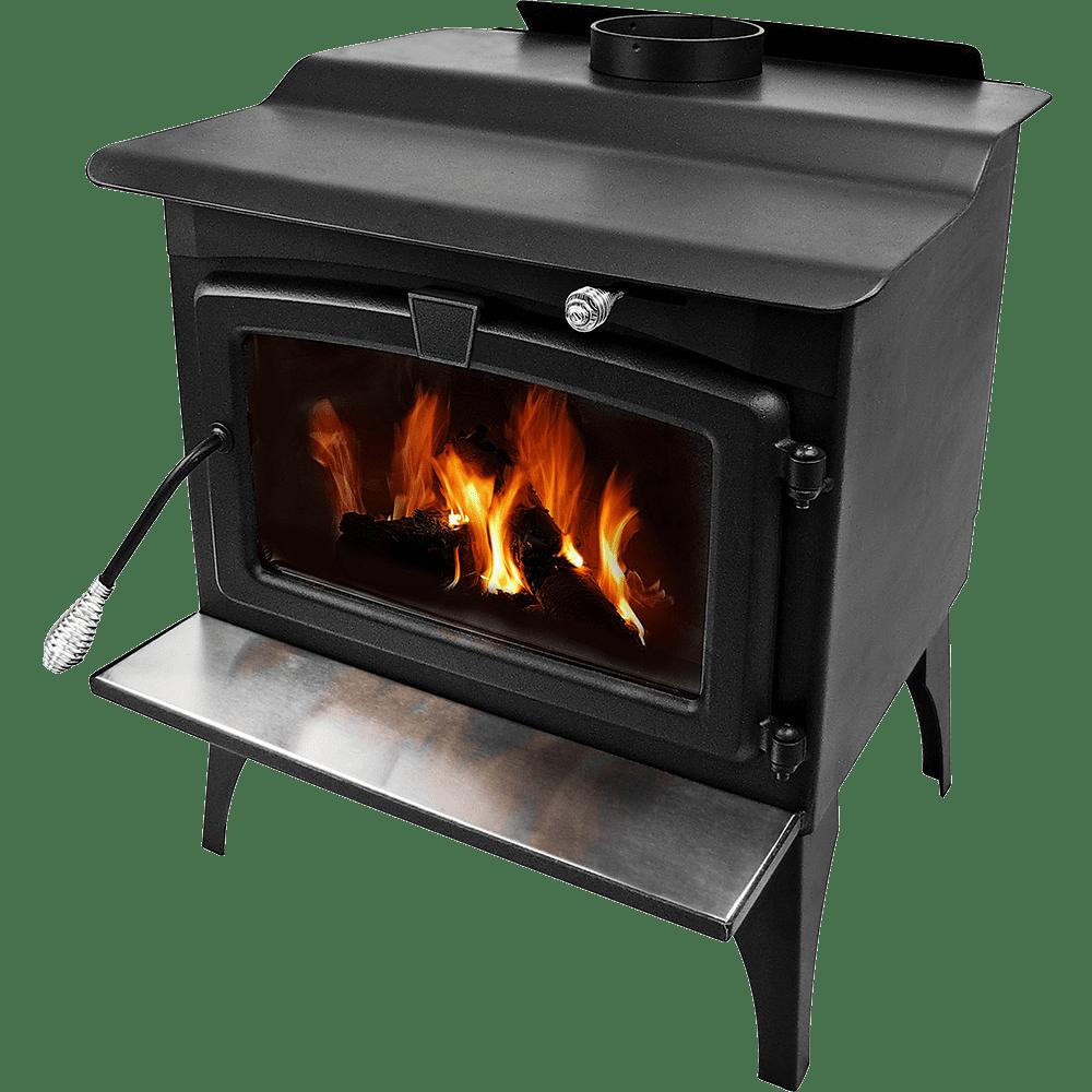 Pleasant Hearth Lws 127201 Wood Burning Stove Sylvane