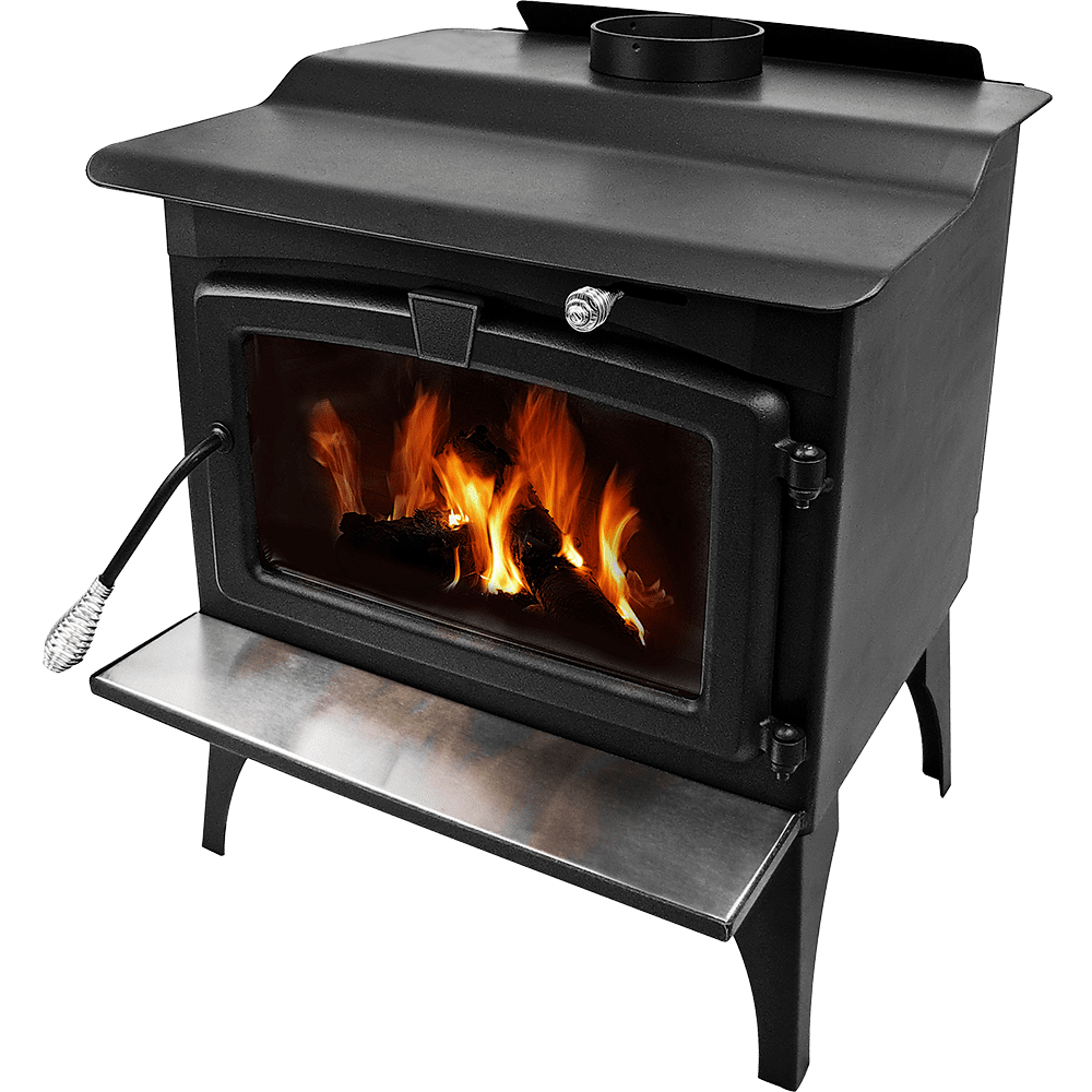 Pleasant Hearth: Pleasant Hearth LWS-130291 Large Wood Stove
