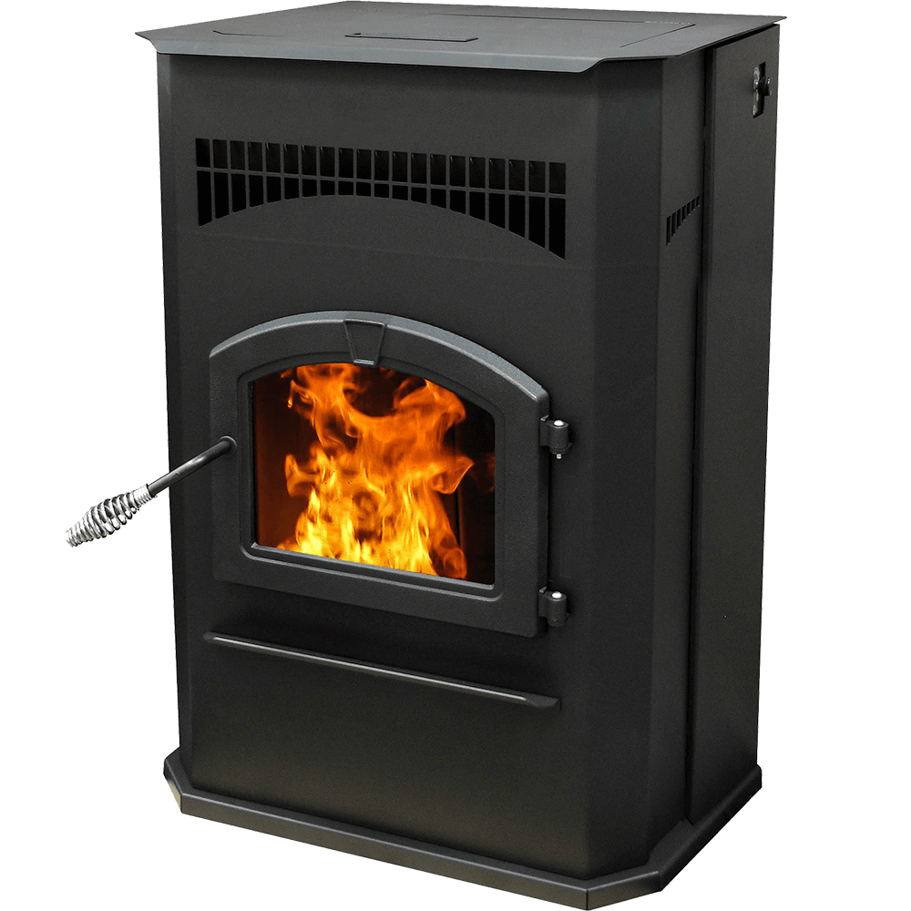 Sarah Check Hearth Cabinet: Pleasant Hearth PH50CABPS Cabinet Pellet Stove