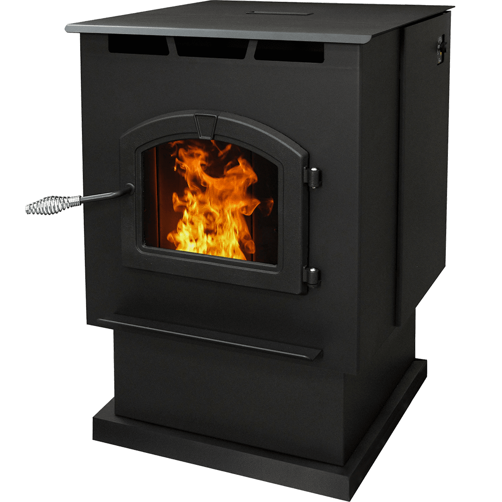 Pleasant Hearth PH50PS Large 50,000 BTU Pellet Stove