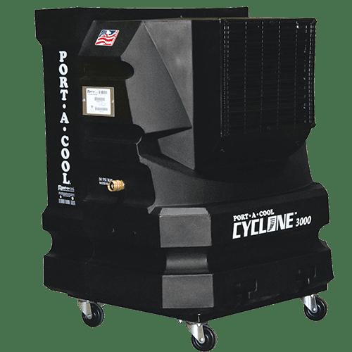Port-A-Cool Cyclone 3000 Portable Evaporative Cooler po2133