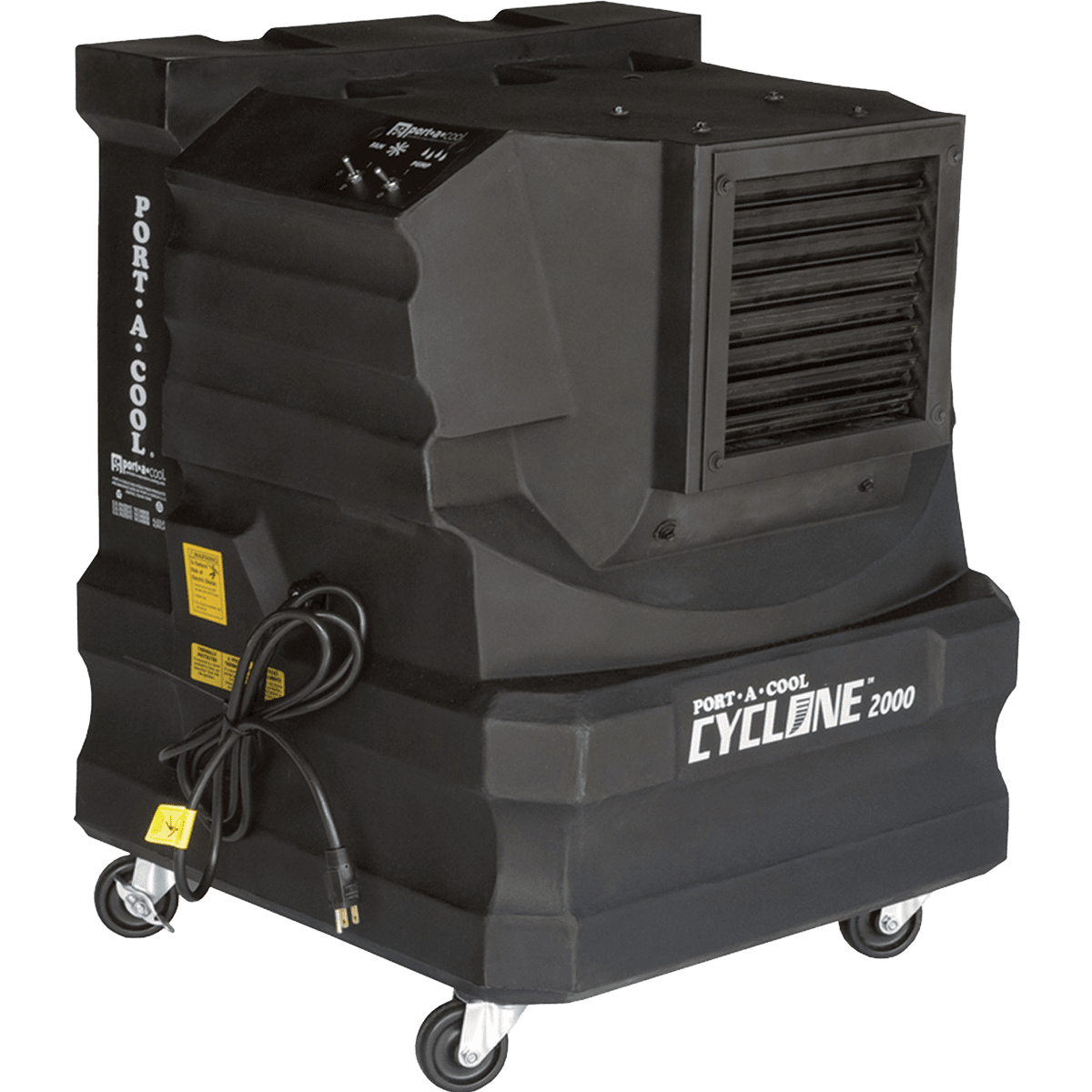 Port-A-Cool Cyclone 2000 Portable Evaporative Cooling Unit po3187