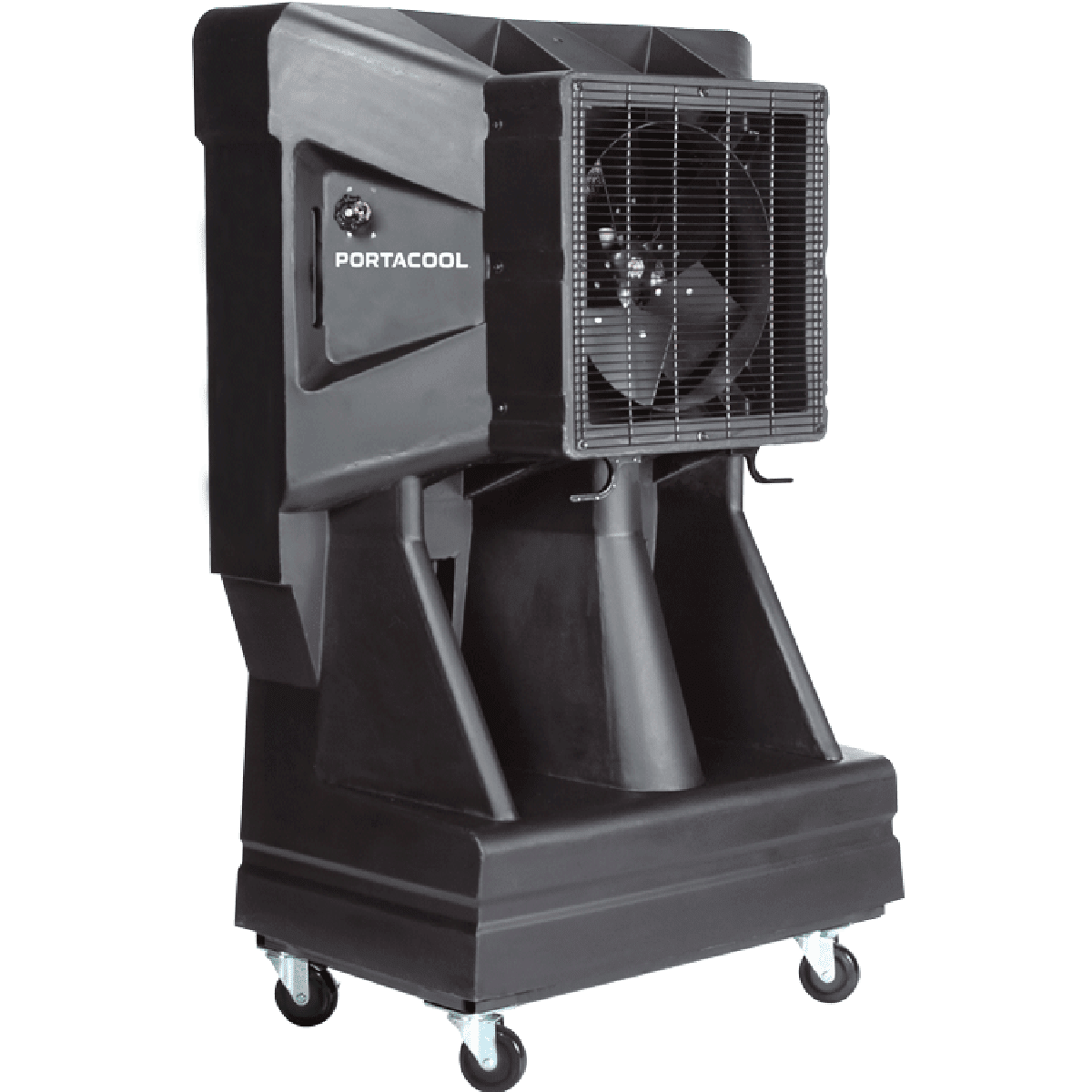 Port-A-Cool 16-Inch Three Speed Vertical Tank Evaporative Cooler (PAC163SVT) po2138