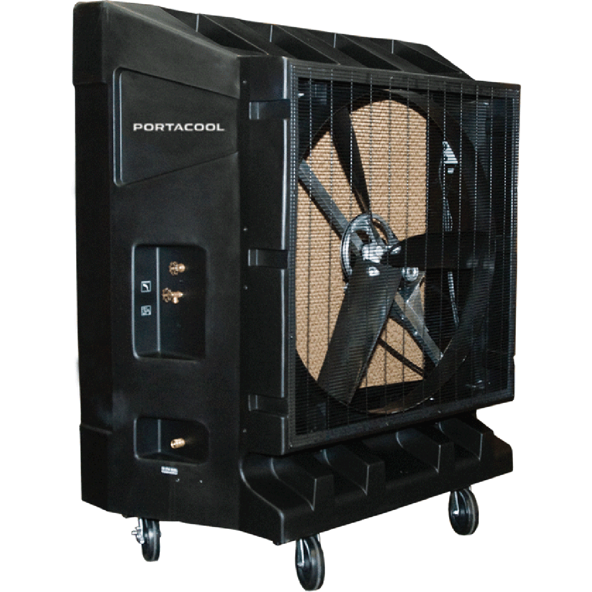 Portacool 48-Inch Two-Speed Evaporative Cooler (PAC2K482S) po2146