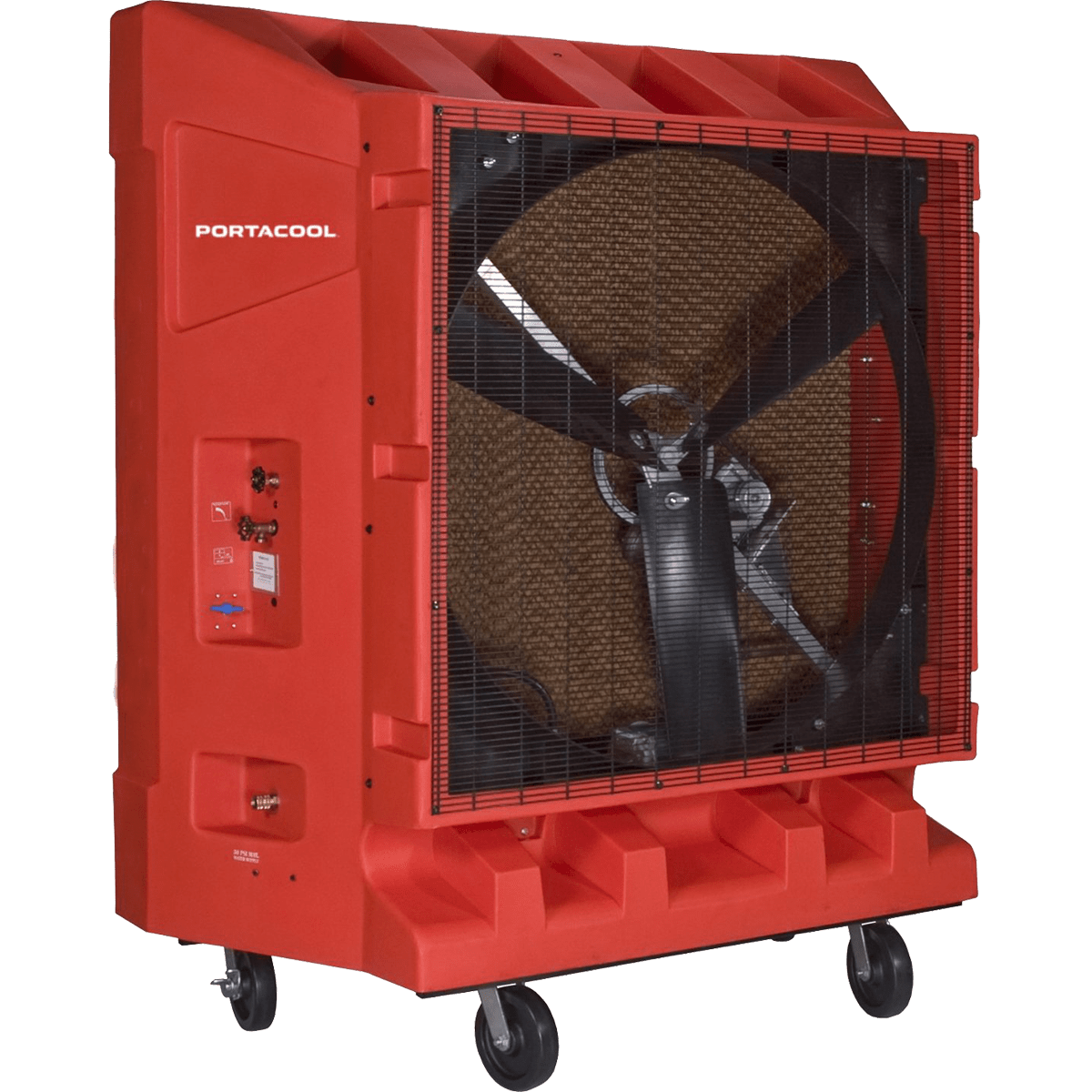 Portacool 48-Inch Hazardous Location Evaporative Cooler (PAC2K48HZ) po2147