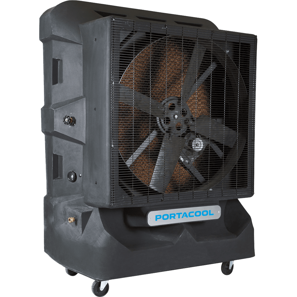 Swamp Cooler Media : Portacool cyclone portable evaporative cooler sylvane