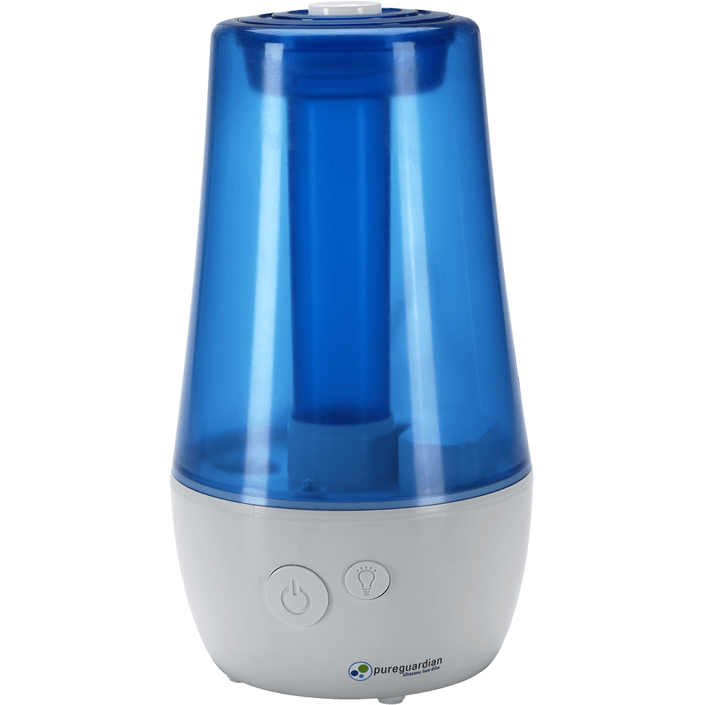 PureGuardian H965CA 70-Hour Cool Mist Ultrasonic Humidifier ge4160