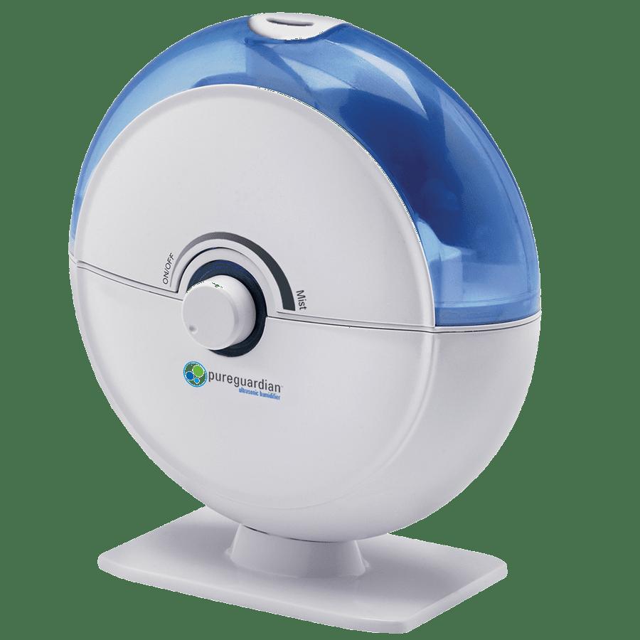 PureGuardian 14-Hour Ultrasonic Tabletop Humidifier - H1010 ge3559