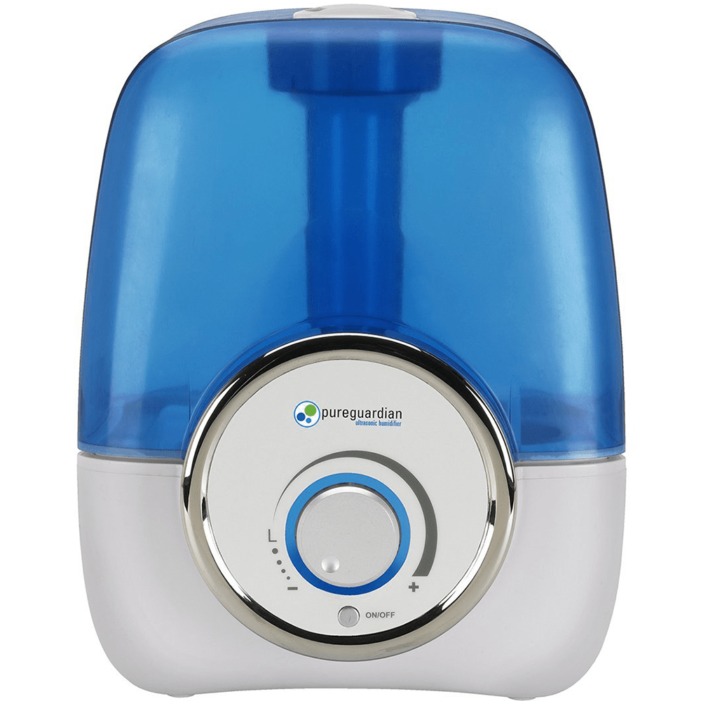 PureGuardian H1200 100-Hour Cool Mist Ultrasonic Humidifier ge4170