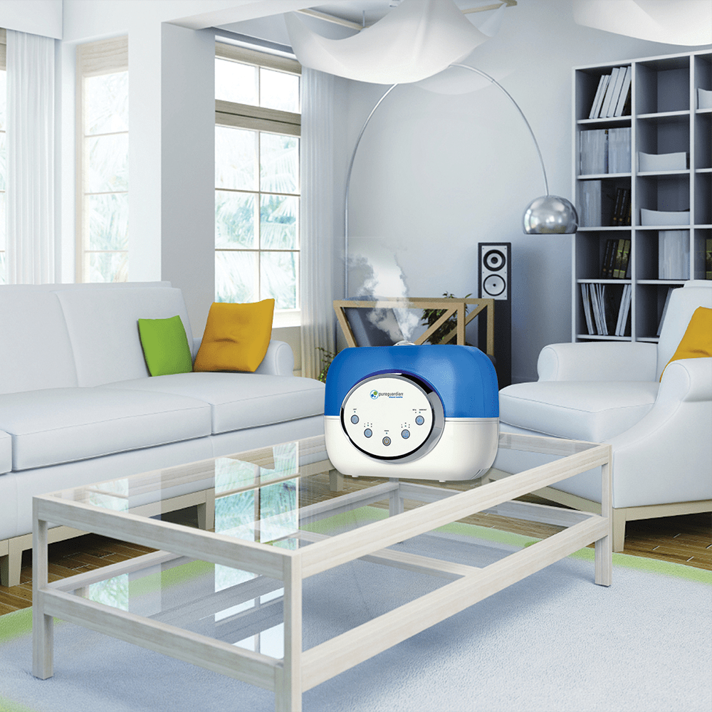 5 things to consider when buying a humidifier sylvane for Living room humidifier