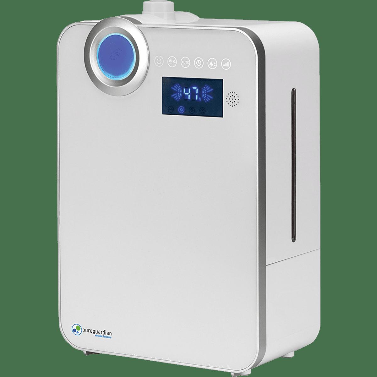 PureGuardian 90-Hour Smart Mist Ultrasonic Humidifier - H7550 ge3557