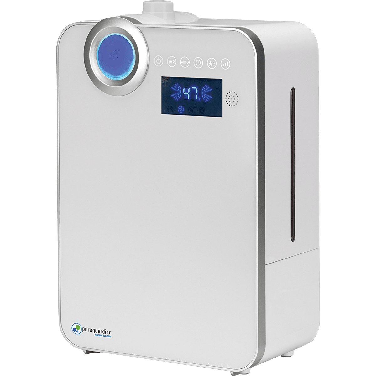 PureGuardian 90-Hour Smart Mist Ultrasonic Humidifier - H7550 ge3557