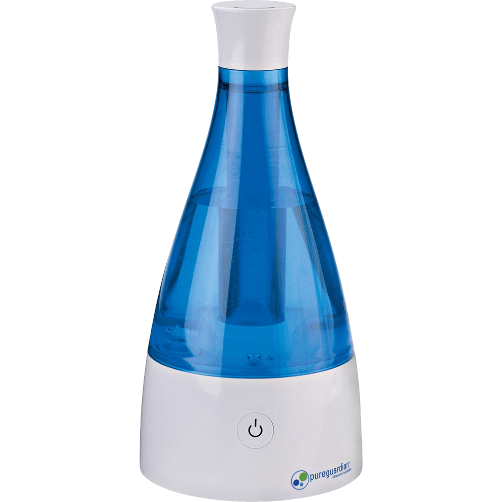 PureGuardian 10-Hour Ultrasonic Tabletop Humidifier - H920BL ge2975