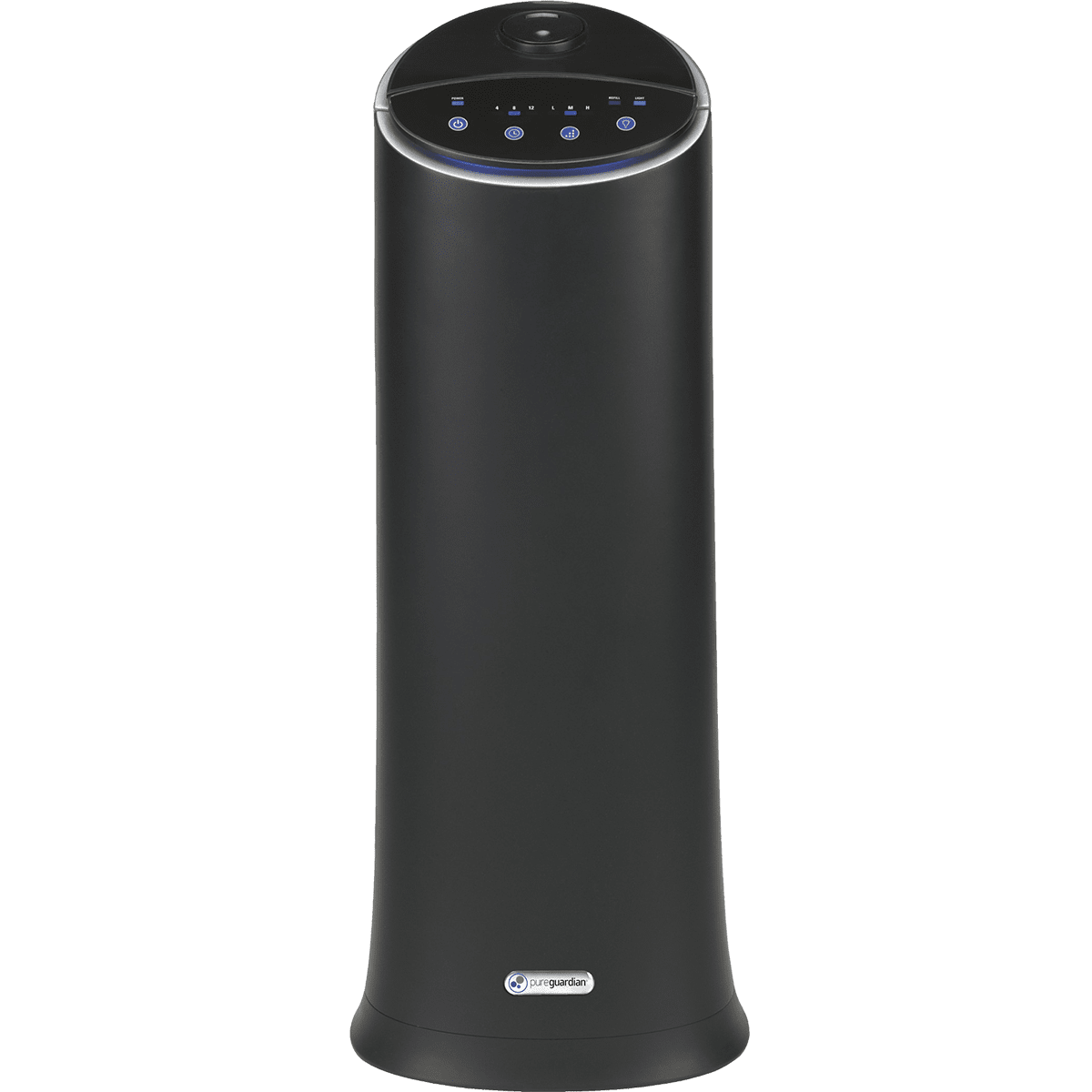 PureGuardian 100-Hour Ultrasonic Tower Humidifier ge7107