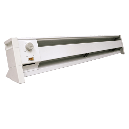 qmark electric convector baseboard heaters - Hydronic Baseboard Heaters