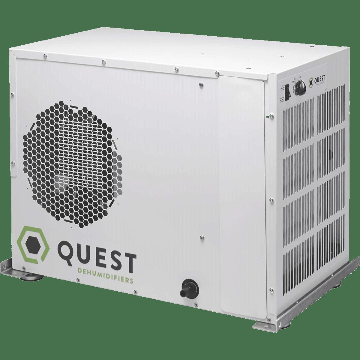 Quest Dual 110 Overhead Dehumidifier Sylvane