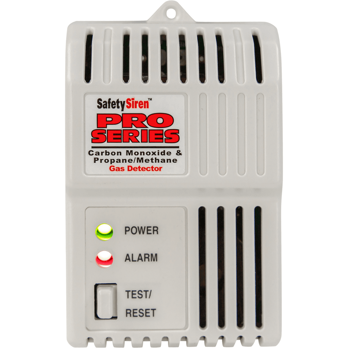 Safety Siren Pro Series Combination Gas Detector