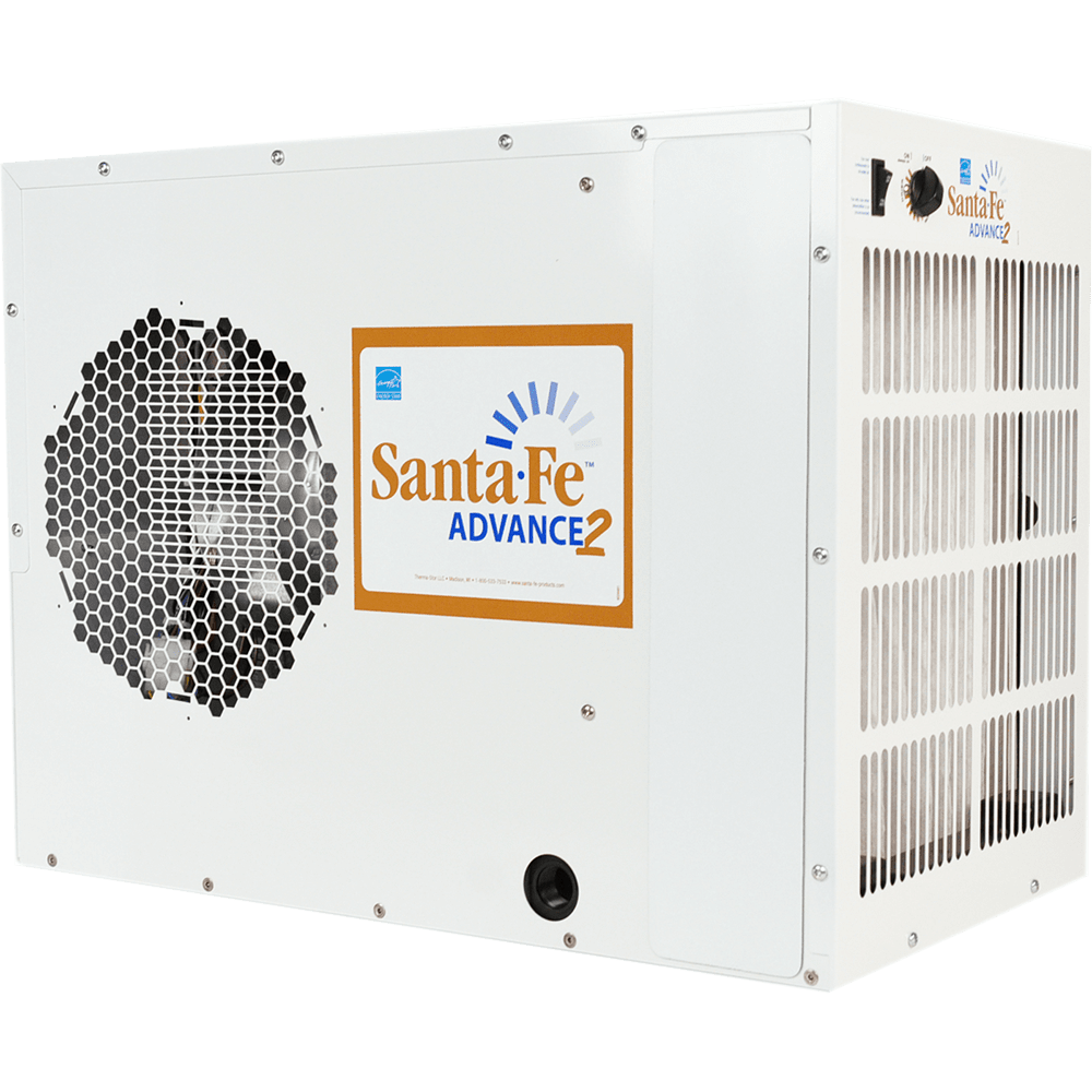 Santa Fe Advance2 Crawl Space Dehumidifier (4034180)
