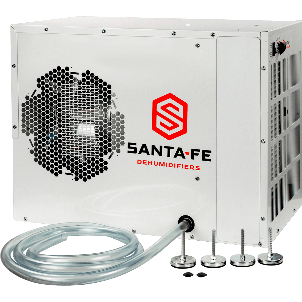Santa Fe Advance Dehumidifier for Basement, Crawl Space & Whole House