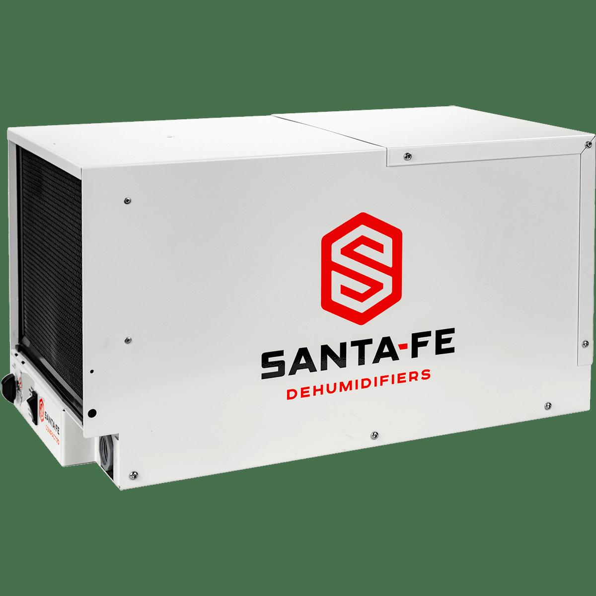 Santa Fe Compact 70 Dehumidifier - angle