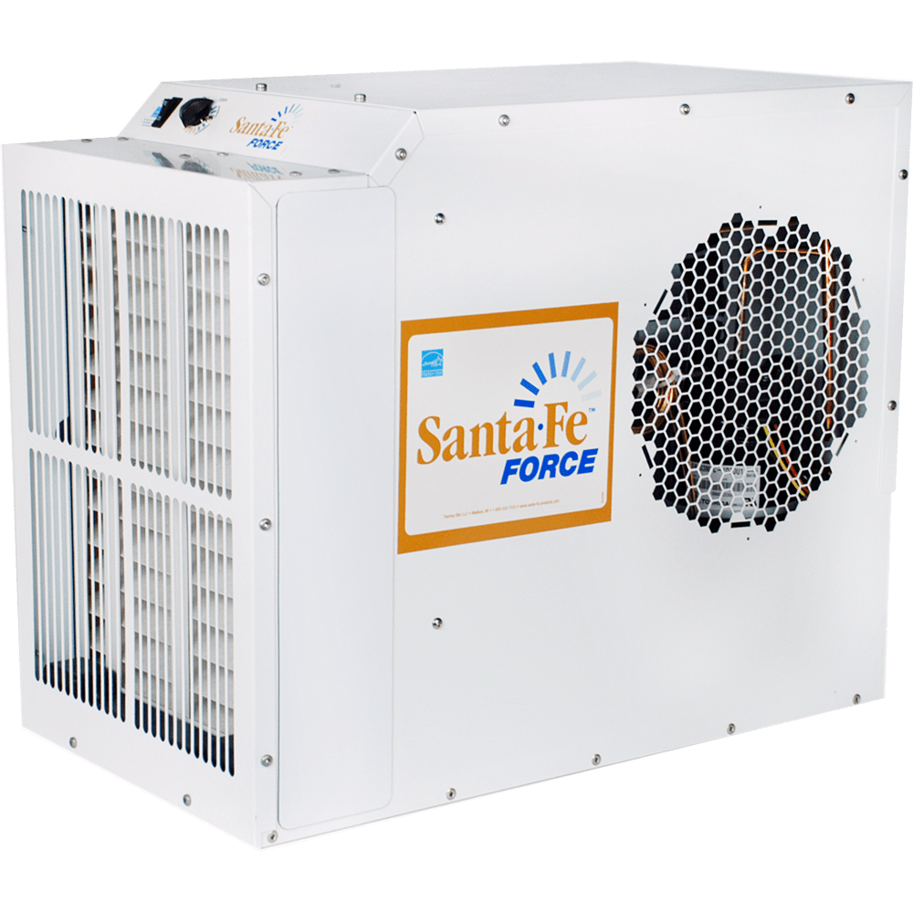 Santa Fe Force Basement and Crawlspace Dehumidifier (4034160)