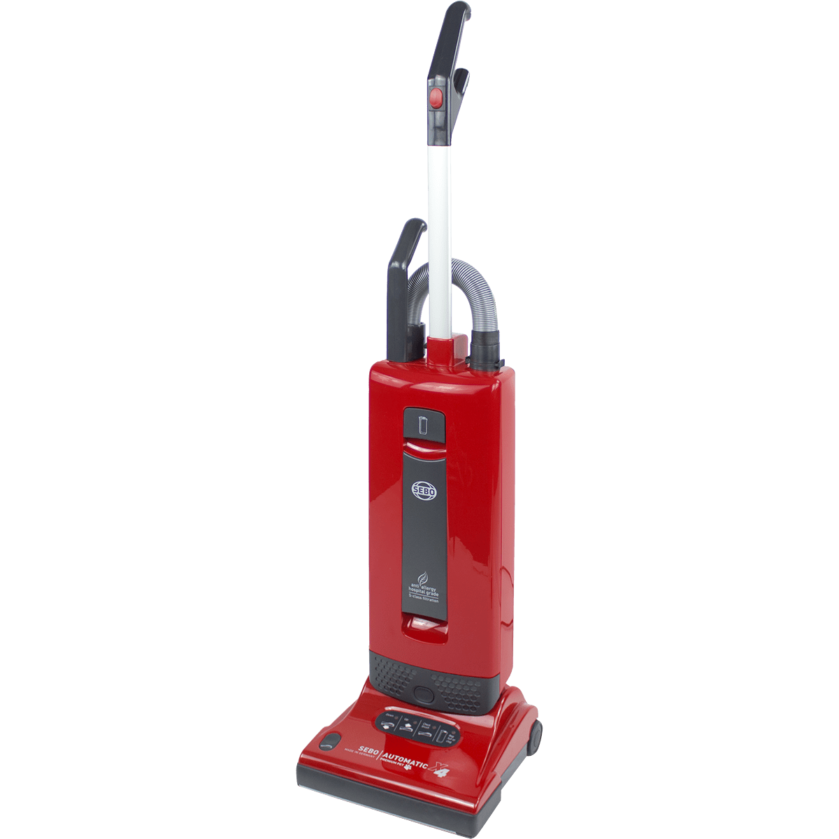 SEBO 9559AM Automatic X4 Pet Upright Vacuum Cleaner | Sylvane