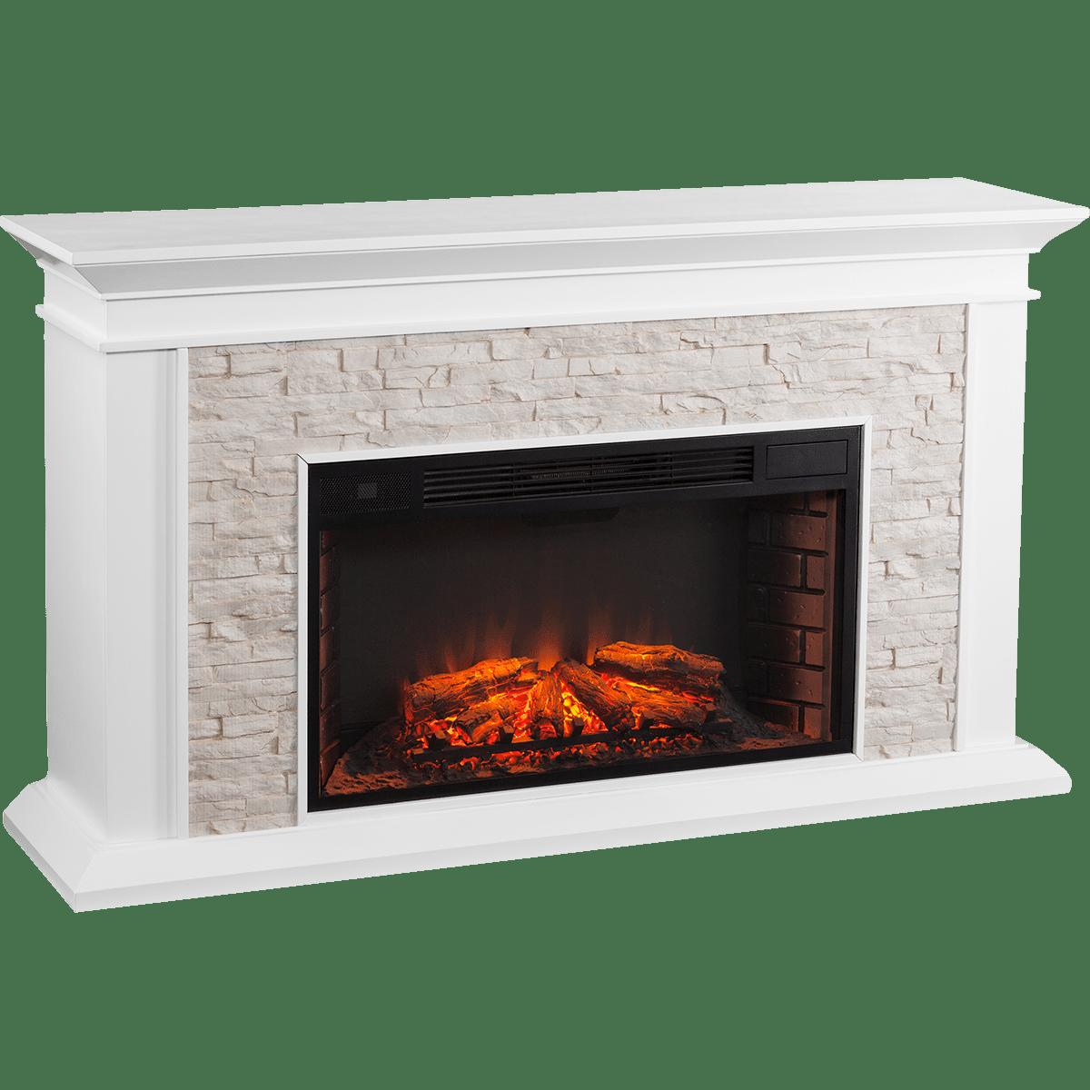 Southern Enterprises Sei Canyon Heights Electric Fireplace Sylvane
