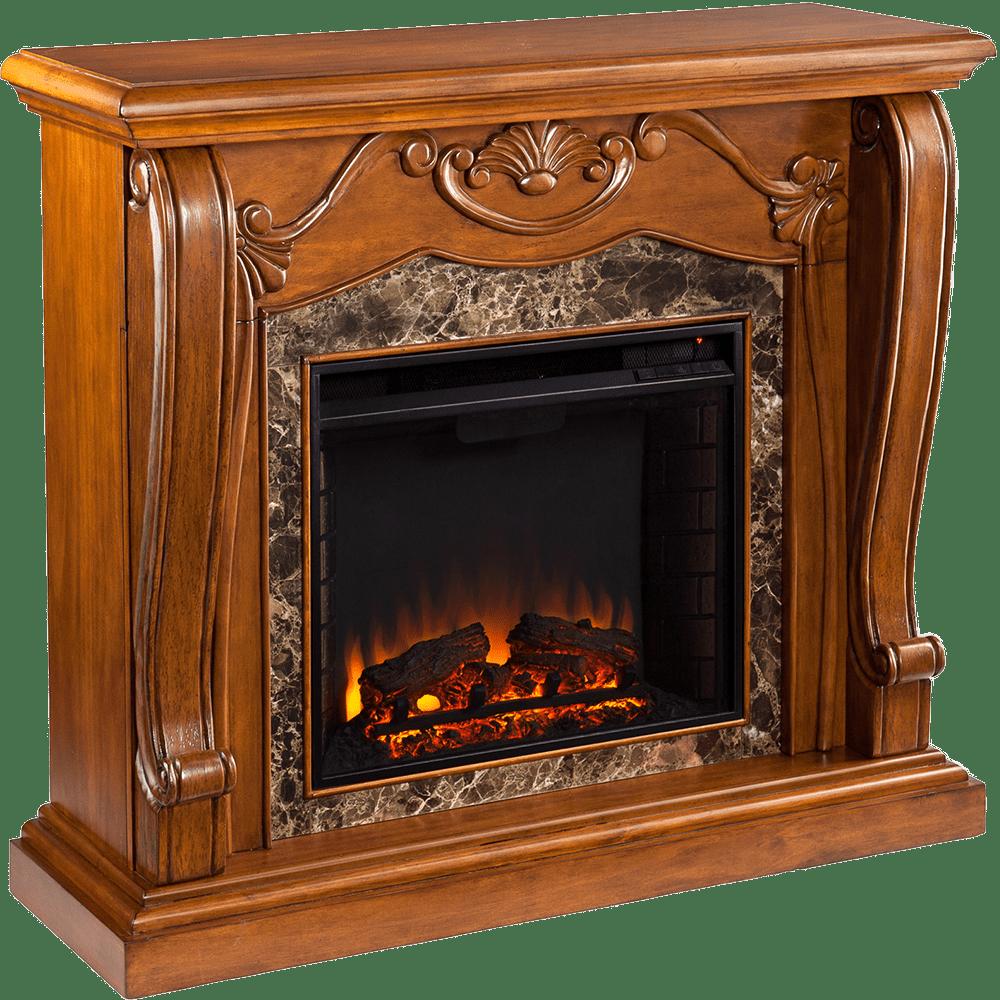 Sei Cardona Electric Fireplace Free Shipping Sylvane