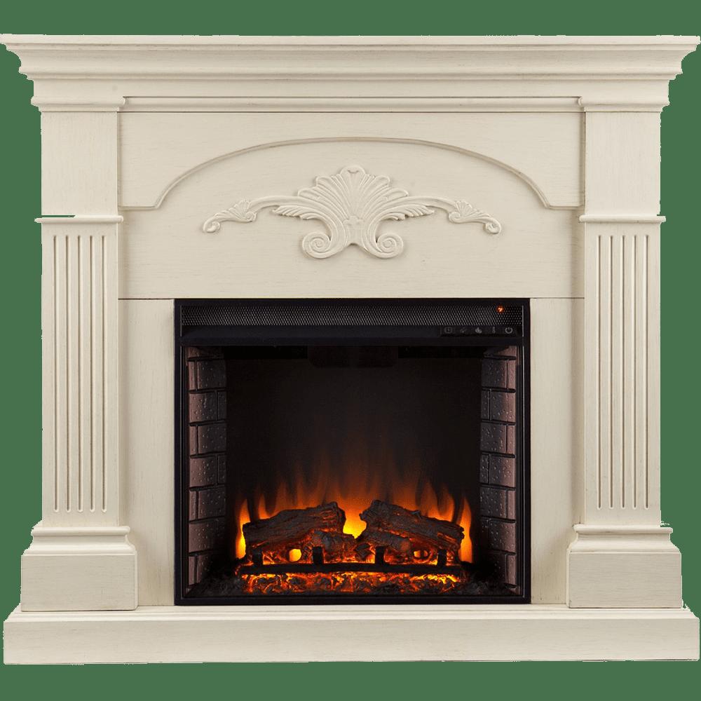 Mahogany Southern Enterprises SEI Sicilian Harvest Gel Fuel Fireplace