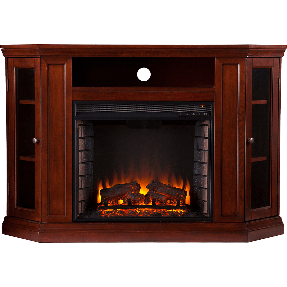 Southern Enterprises Sei Claremont Media Electric Fireplace Sylvane