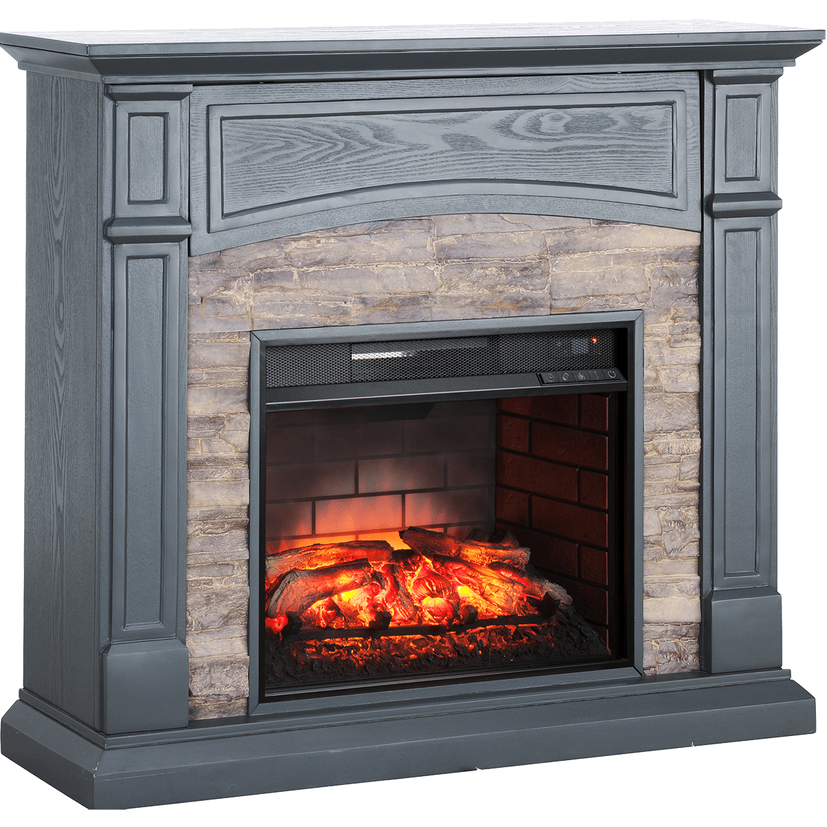 Shop Sylvane for free shipping on Southern Enterprises Seneca Electric Media Fireplaces