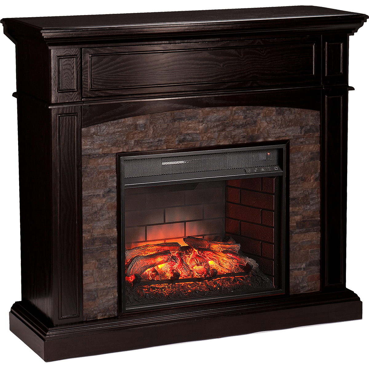 Buy the Southern Enterprises (SEI) Grantham Corner Media Console Fireplace at Sylvane.com today and get Free Shipping & 30-day returns on your order.