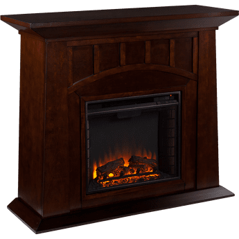 Sei Lowery Electric Fireplace Free Shipping Sylvane