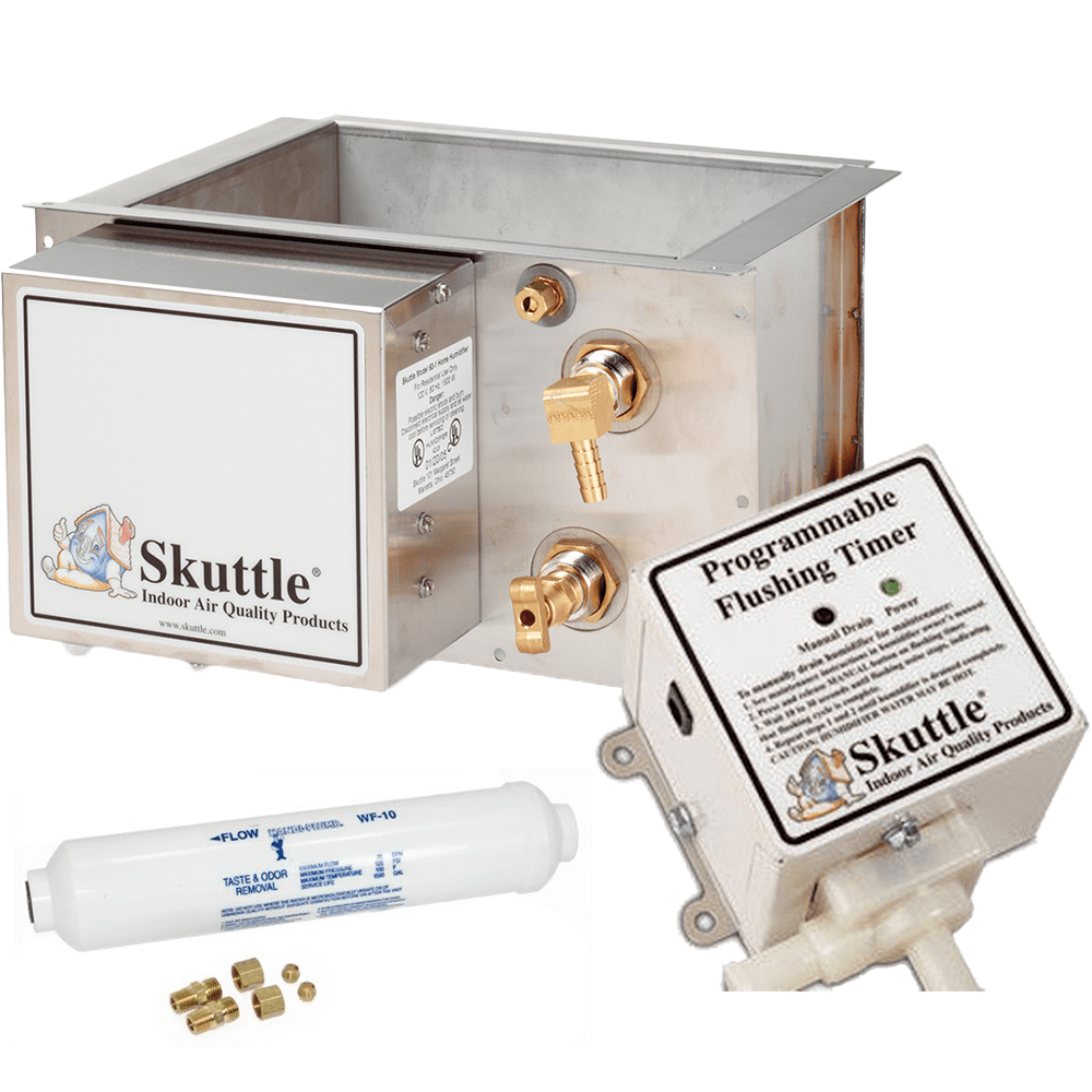 Skuttle Model 60 Series Ducted Steam Humidifiers