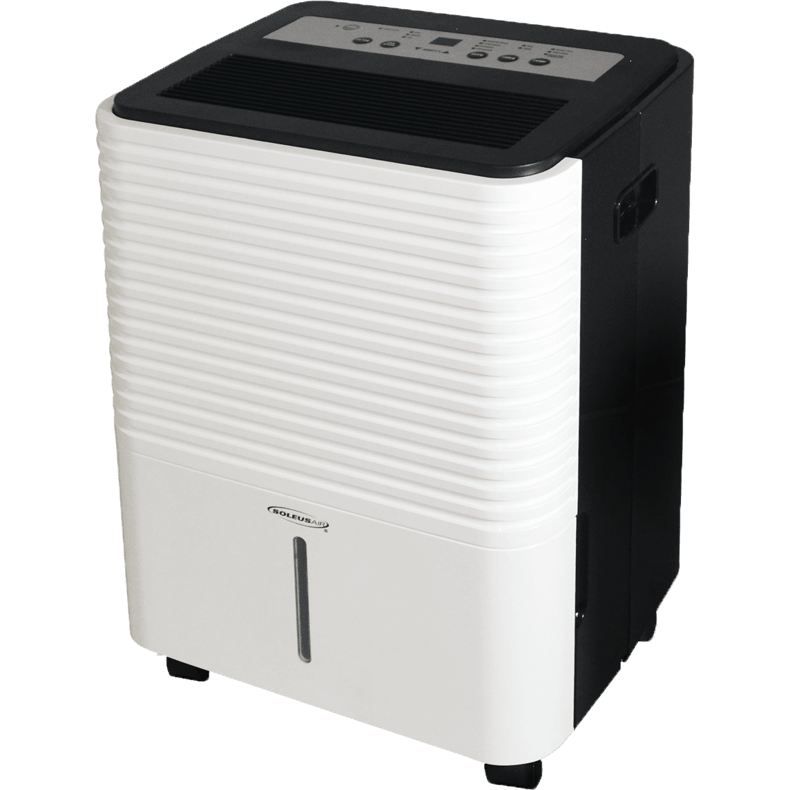 Soleus Air 95 Pint Dehumidifier W Internal Pump
