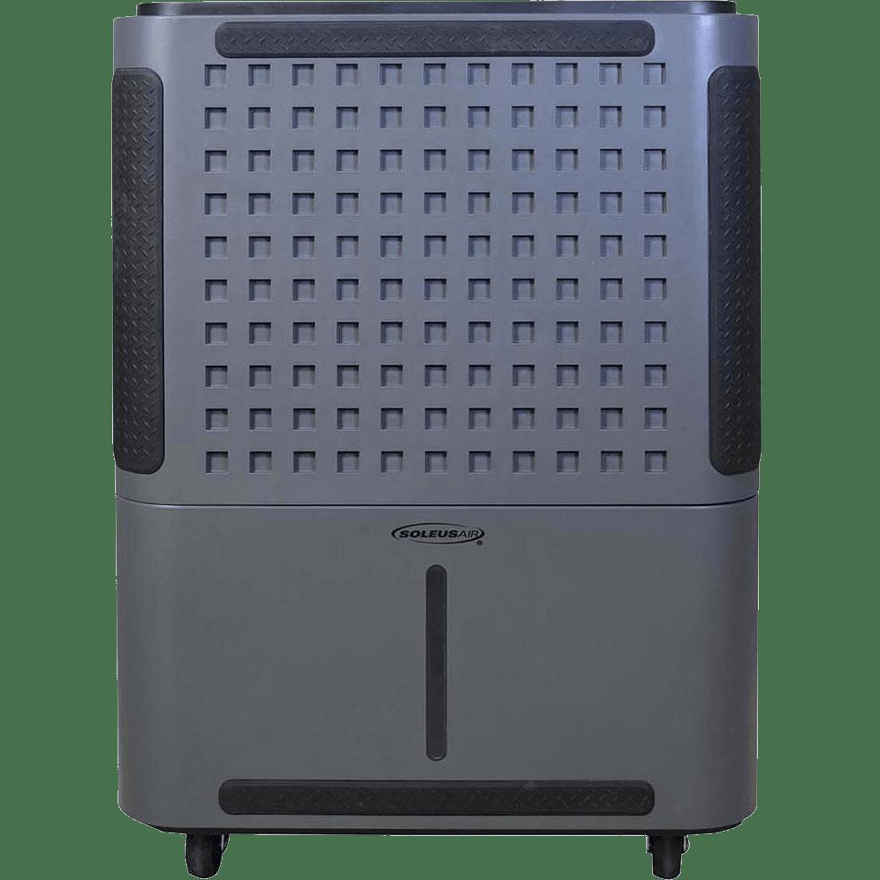 Soleus Air 110 Pint Dehumidifier W Internal Pump