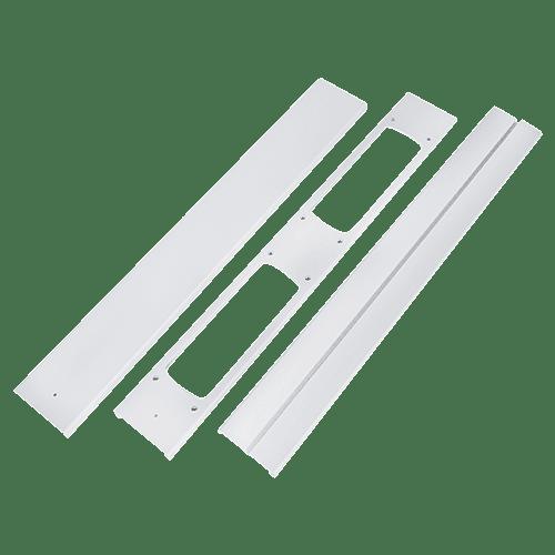Soleus Air Lx 140bl Portable Ac Window Kit Free Shipping