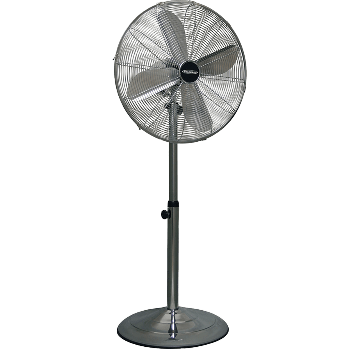 Soleus Fm 45 1 Metal Pedestal Fan Free Shipping Sylvane