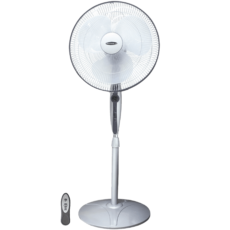 Soleus Air 16-Inch Oscillating Pedestal Fan