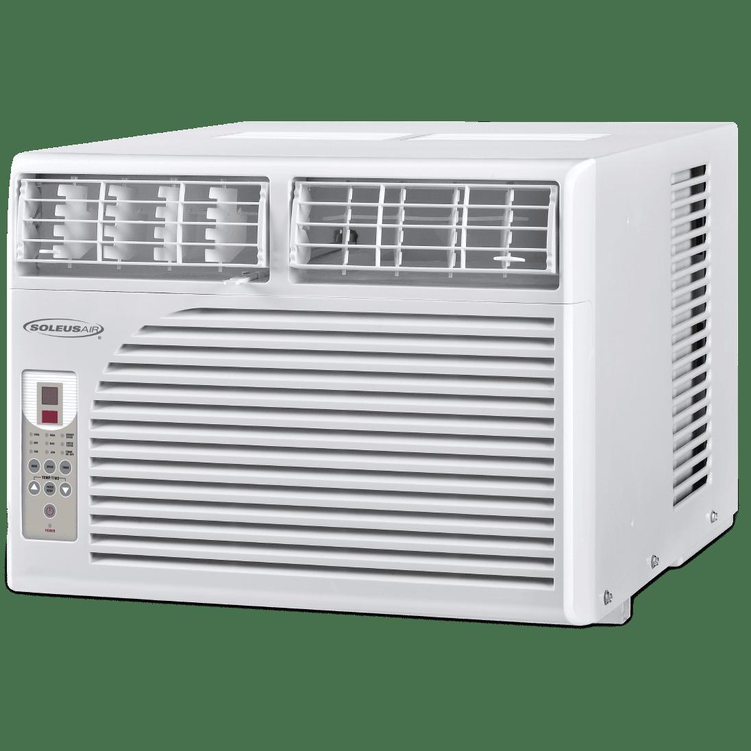 Soleus Air HCC-W08ES-A1 8,000 BTU Window Air Conditioner so3785