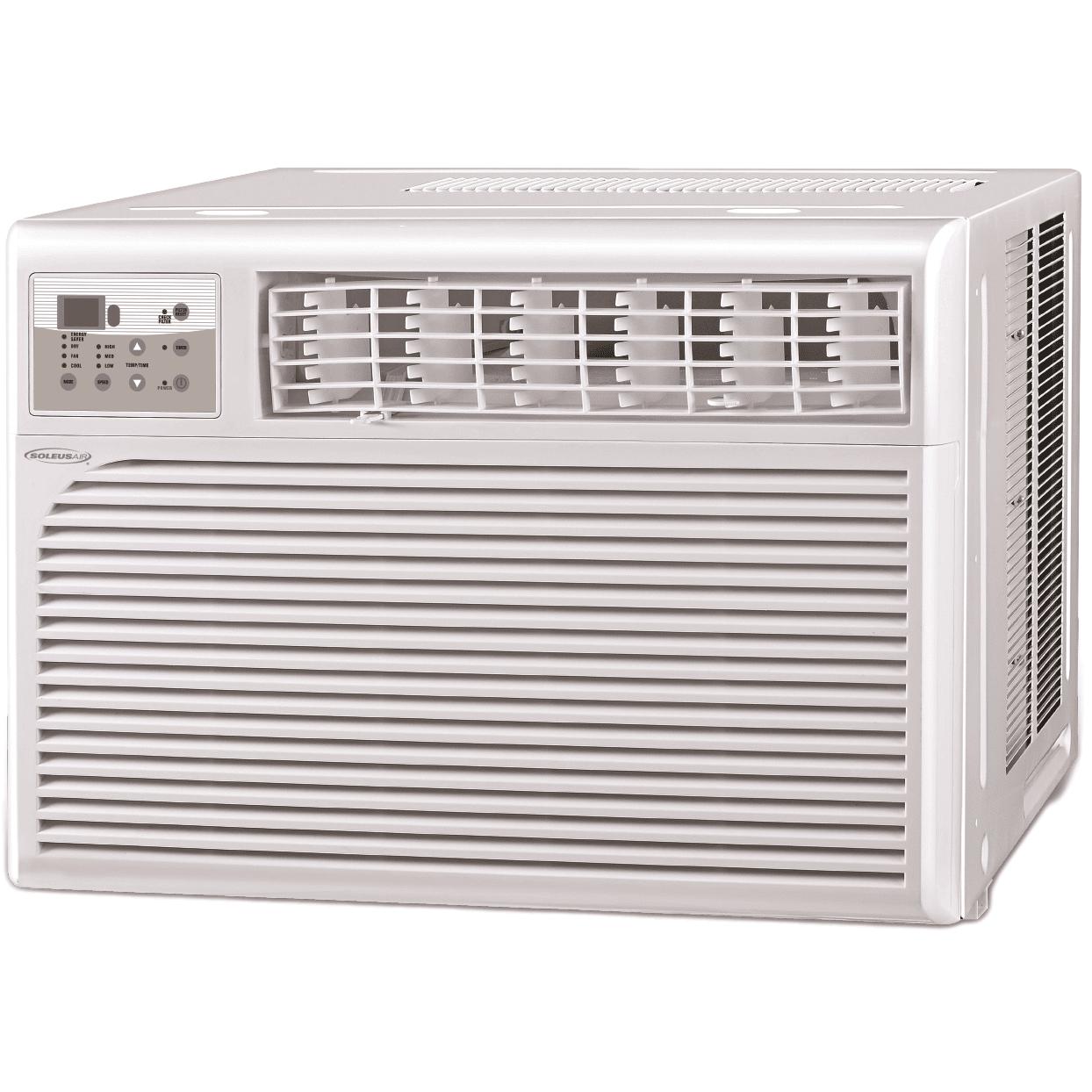 Soleus Air HCC-W15ES-01 15,000 BTU Window Air Conditioner
