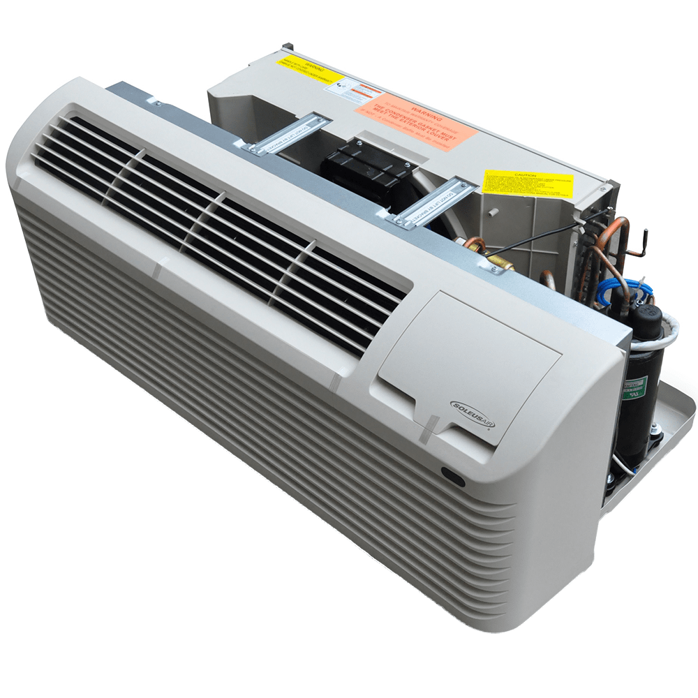 Soleus Air HCC-C12HP-A 12000 BTU PTAC with Heat Pump Technology so4651