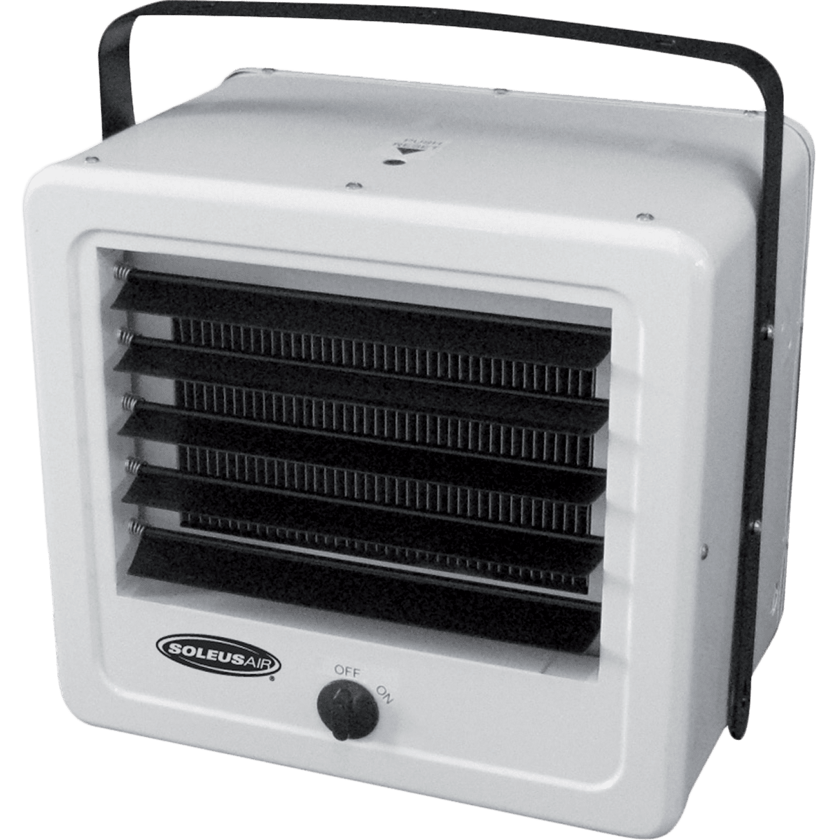 soleus air hi15003 garage heater