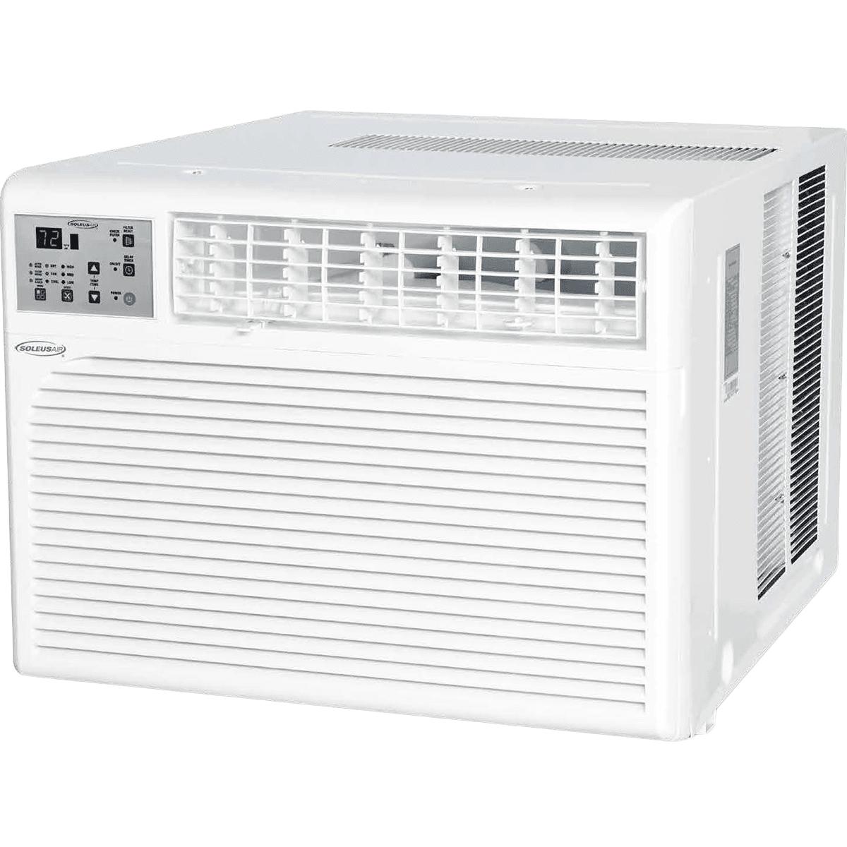 Soleus Air 12,600 BTU Window Air Conditioner WS1-12E-02