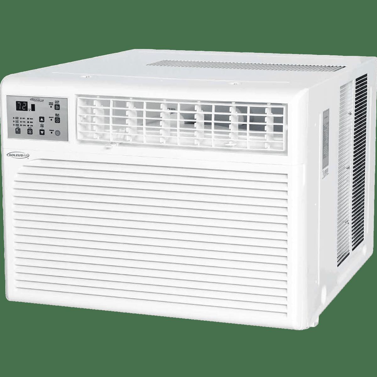 Soleus Air 12600 BTU Window Air Conditioner WS1-12E-02