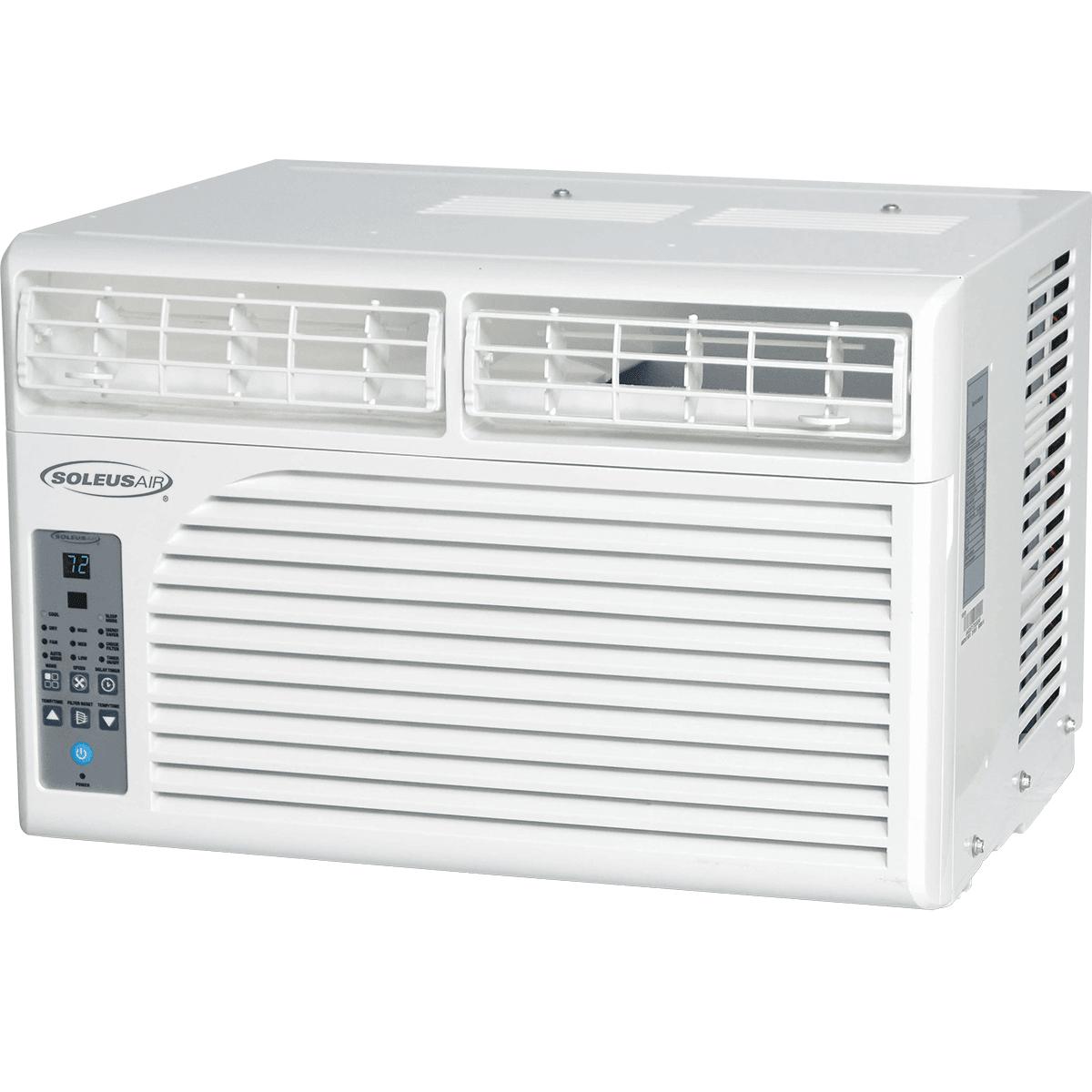 Soleus Air 6,400 BTU Window Air Conditioner WS1-06E-01