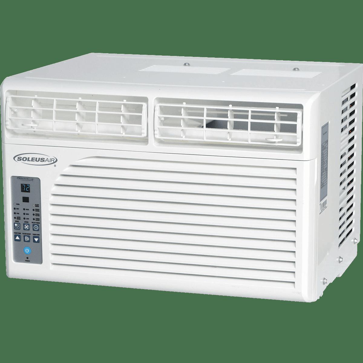 Soleus Air 6,400 BTU Window Air Conditioner so6387