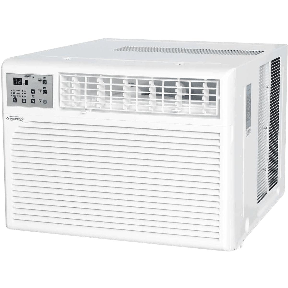 Soleus Air 24,700 BTU Window Air Conditioner WS-24E-01